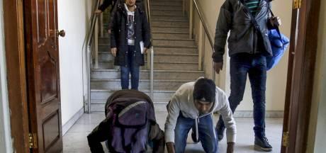 Finland: geruchtmakende dood migrant in scène gezet