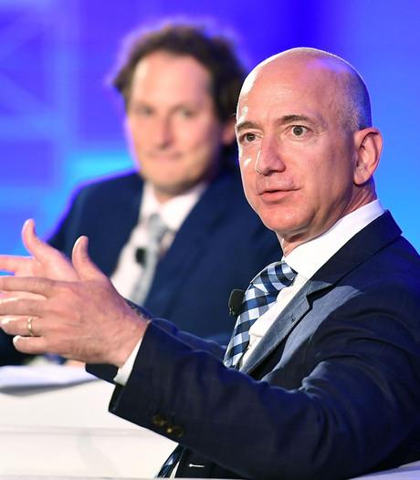 Amazon-topman Bezos is heel even de rijkste ter wereld