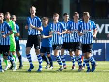 Cas Faber kan bij FC Eindhoven in de voetsporen van zijn vader treden
