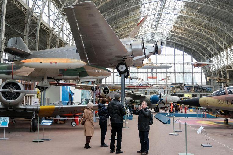 Het Koninlijk Legermuseum is belangrijk onderdeel van het militair patrimonium.