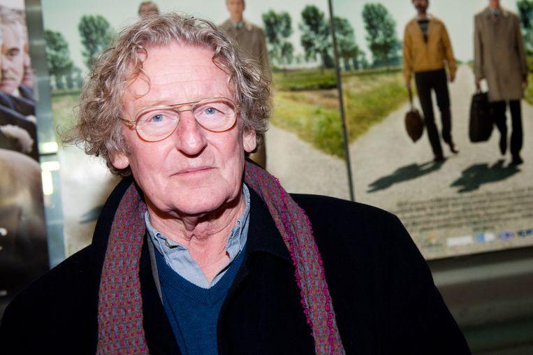 Regisseur Pieter Verhoeff in 2013. Beeld ANP Kippa