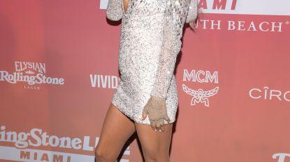 Paris Hilton viert Valentijnsweekend met nieuw lief