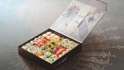 NINA tipt: heerlijke sushi aan huis, inclusief kunst