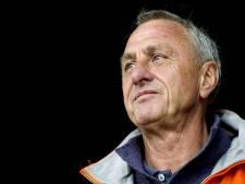 KNVB herdenkt Cruijff op sterfdag tijdens duel met Duitsland