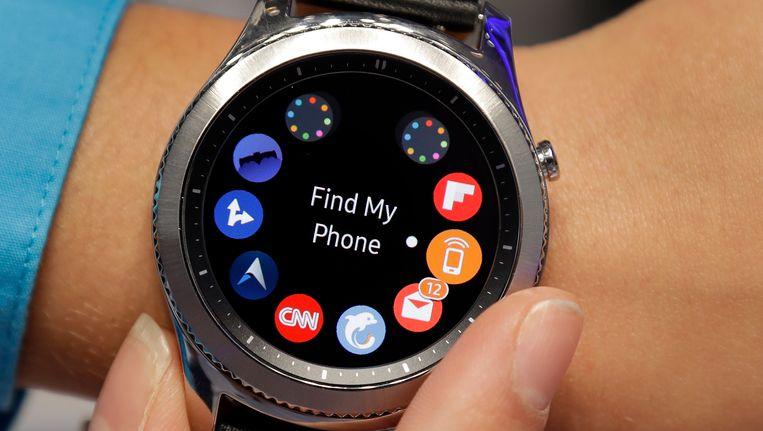 De smartwatch maakt voortaan deel uit van de indexkorf.