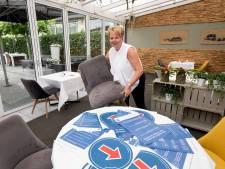 Eindelijk mag restaurant De Betuwe weer meer bezoekers ontvangen: 'Anders gaat de lol er ook vanaf'