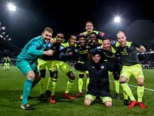PSV verstaat de kunst van het minimaal winnen