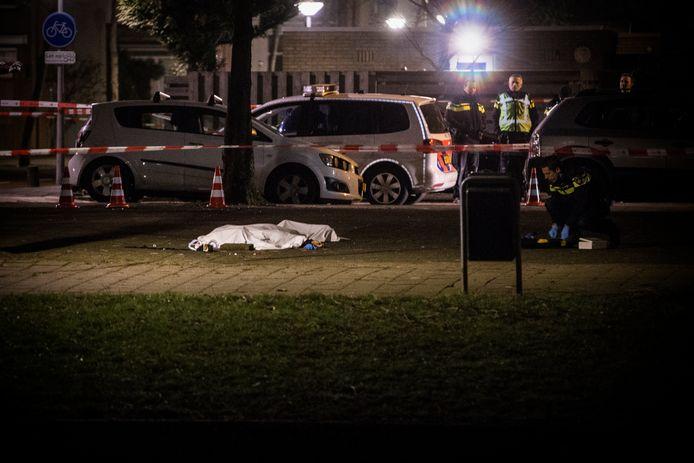 In Amsterdam-Osdorp werd eind januari 2017 Justin Jap Tjong vermoord.