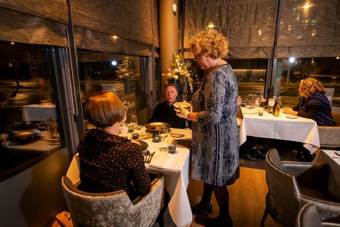 Restaurant Silver in Lelystad.