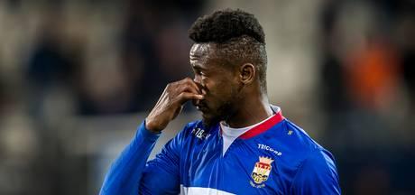 Alleen Asumah Abubakar keert terug op het veld bij Willem II
