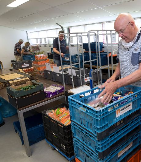 Veel extra hulp voor voedselbanken in Liemers om coronaperiode te doorstaan