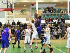 Vijfde poging is raak: basketbalclub Dragons gaat de topliga in