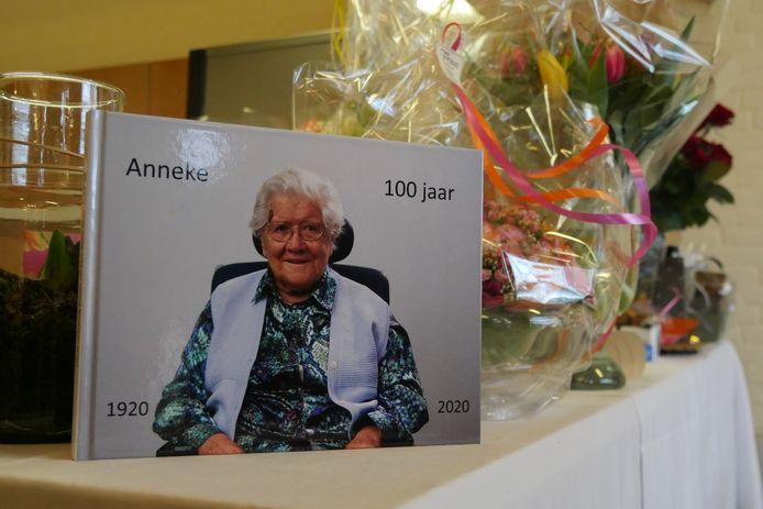 Anneke van Esch 100 jaar