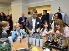 Staatsecretaris Blokhuis op bezoek bij Ska Kinderopvang