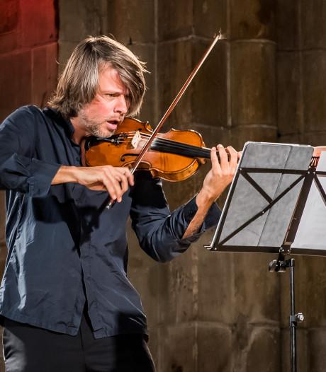 Cultuurprijs Overijssel naar violist Daniel Rowland
