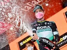 Sagan mist het oude wielrennen: 'Er kunnen geen selfies gemaakt worden'