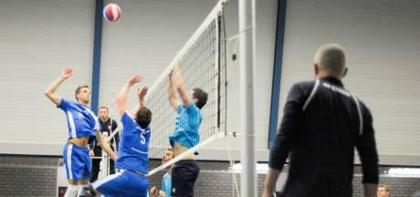 Volleyballers Forza gaan samenwerking aan met Intermezzo