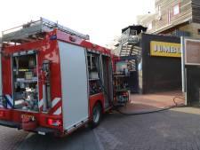 Jumbo in Druten ontruimd nadat lamp in brand vliegt