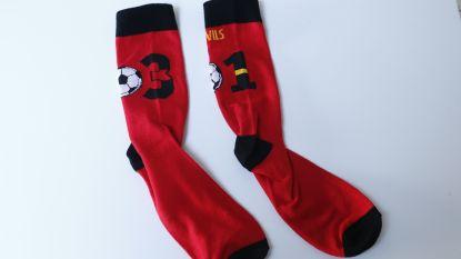 Zeeman moet 'Red Devils'-sokken vernietigen