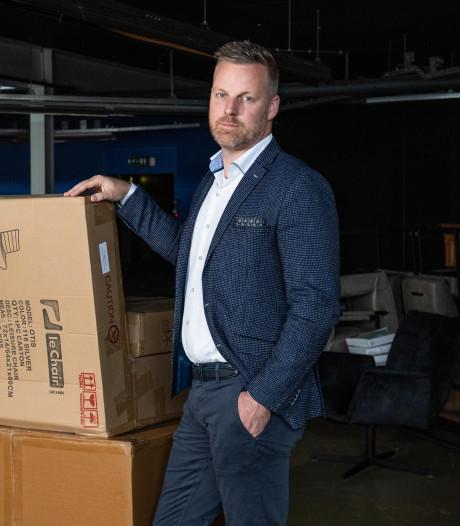 Woonplein Enschede perplex over verbod op witgoed: 'Een publiekstrekker is nodig'