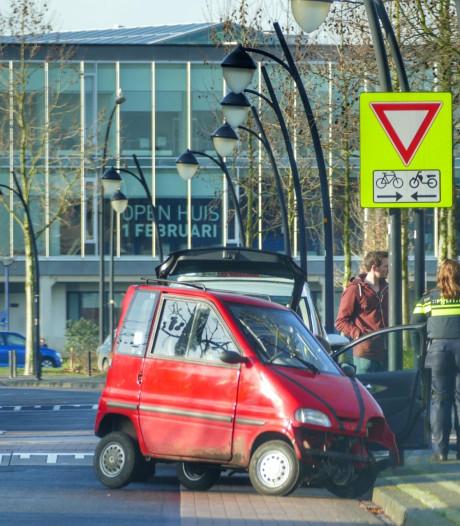 Doneeractie voor nieuw invalidenvoertuig voor Amersfoortse Henny brengt duizenden euro's op