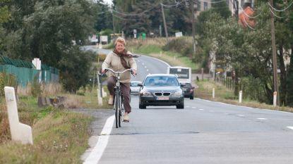 Volgend jaar eindelijk fietspaden langs de Ronsesestraat?