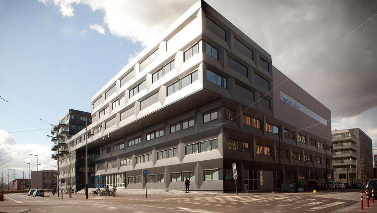 IJburg College aan de Pampuslaan. Beeld Floris Lok