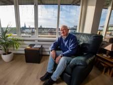 Joop maakte de oversteek van Den Haag naar Wateringen: 'Alsof je aan de Rivièra zit'