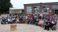 Nieuwe speelplaats Vrije Basisschool Floor en Tijn geopend