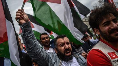 """Buitenlandse Zaken waarschuwt Belgen in Jeruzalem en omgeving: """"Blijf weg van betogingen"""""""