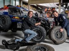 Betuwse Dakar-rijders: 'Eerste twee zandduinen griezelig, daarna geweldig'
