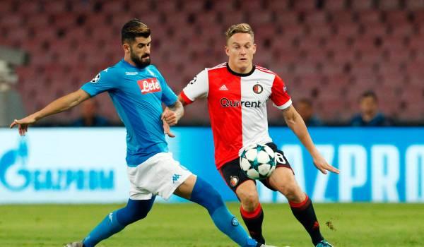 Opnieuw een Europese tik voor Feyenoord