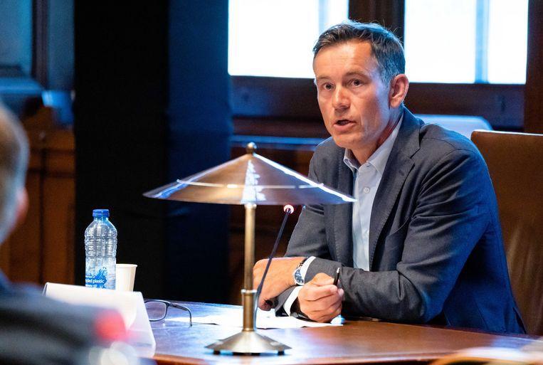 Prof. dr. Ramses Wessel, hoogleraar Europees Recht, Rijksuniversiteit Groningen. Beeld ANP
