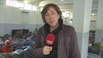 VTM Nieuws spreekt met Belgen in grootste IS-gevangenis in Syrië