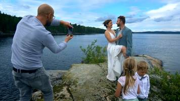 MOOI! Staf Coppens krijgt de eer om huwelijksfoto's te maken
