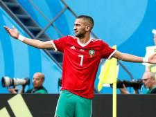 Marokko met Ziyech en Mazraoui onderuit tegen Gambia