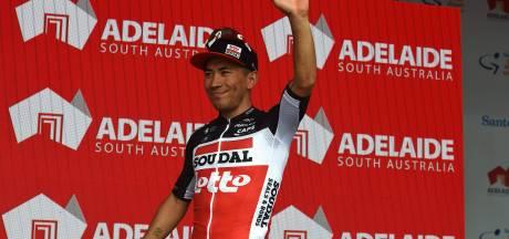 Ewan zegeviert weer in Tour Down Under, Roosen beste Nederlander