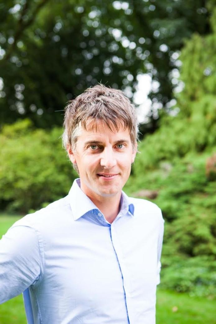 Martijn Duk, oprichter van Dukskoen.