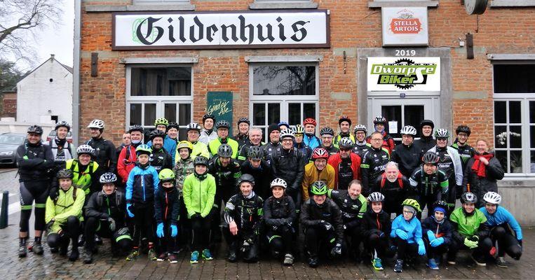 De Dworpse Bikers duiken ook dit jaar opnieuw de leukste mountainbikewegjes van de Zennevallei in tijdens de twaalfde editie van de Dworpse Bikers Classic.