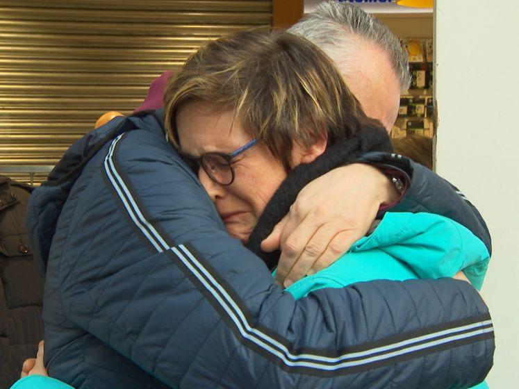 Nederlandse vrouw van geplunderde winkel kan oren niet geloven als ze hoort hoeveel geld voor haar werd ingezameld