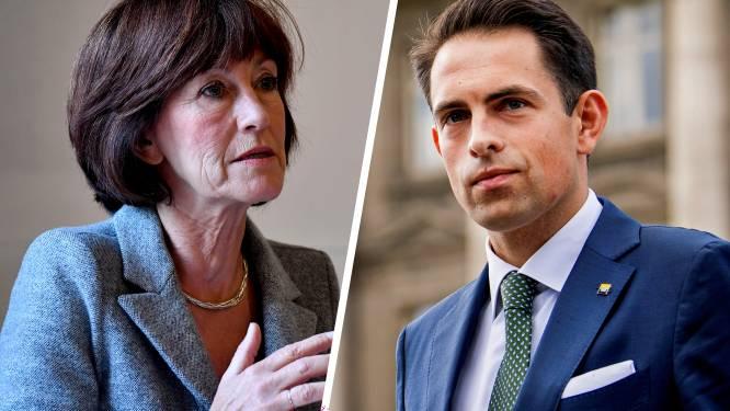 """Vlaams Belang dient klacht in tegen Onkelinx (PS): """"Racistische partij? Dit is spuwen in gezicht van meer dan 800.000 Vlamingen"""""""