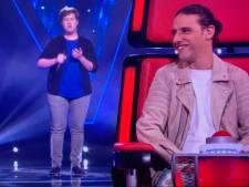 Chendo maakt wederom indruk, ook Zorah door in The Voice of Holland