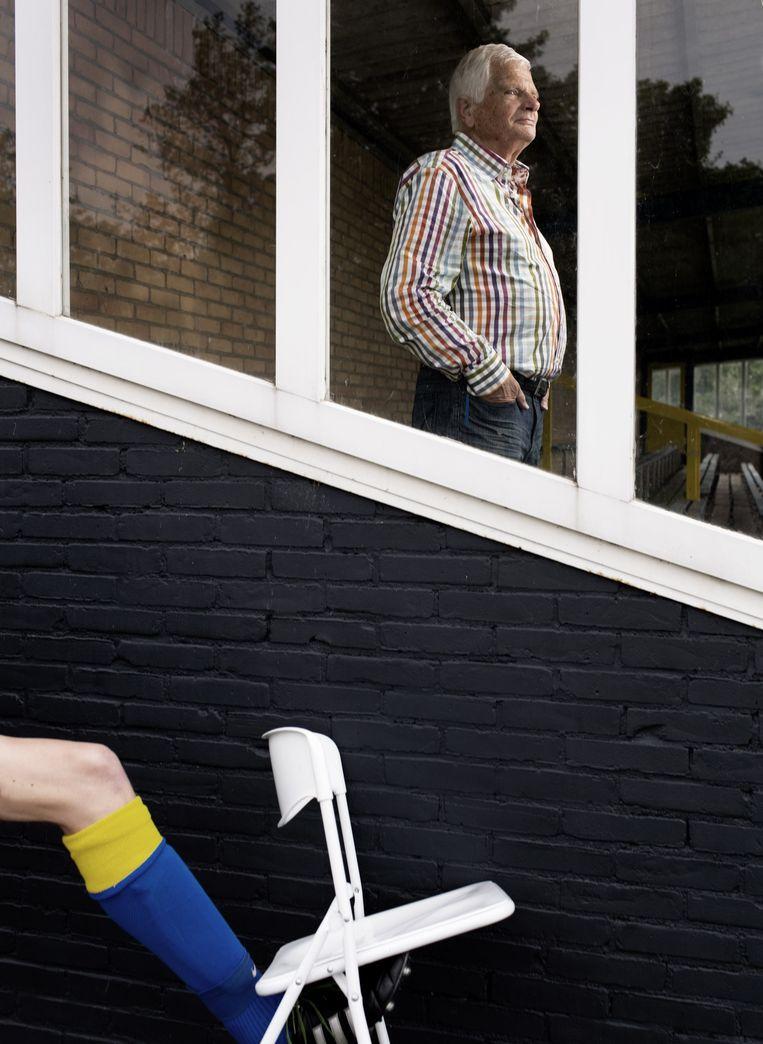 Theo Reitsma. Beeld Harmen de Jong
