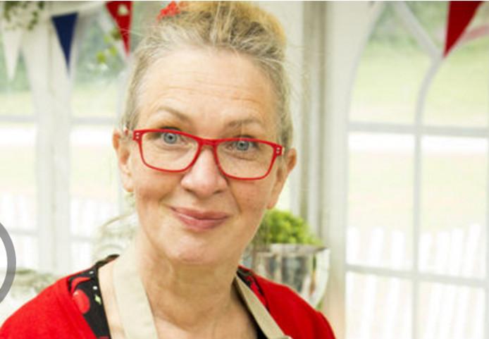 Manuela van der Heijden uit Roosendaal doet mee aan Heel Holland Bakt