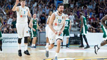 Ook succesvol in het basketbal: Real Madrid in Final Four van Euroleague op zoek naar tiende Europese titel