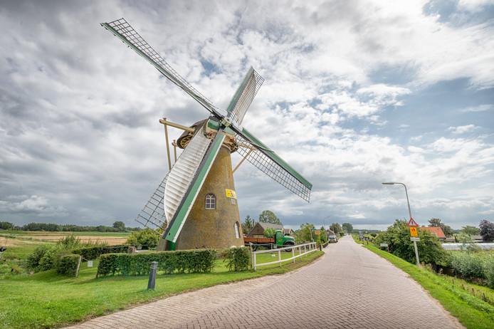 Molens liggen de Hoeksche Waarders zo aan het hart dat molen De Lelie dit jaar in de prijzen viel.