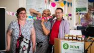 Het Sociaal Huis, Sint Jan de Deo en Tordale vieren samen feest
