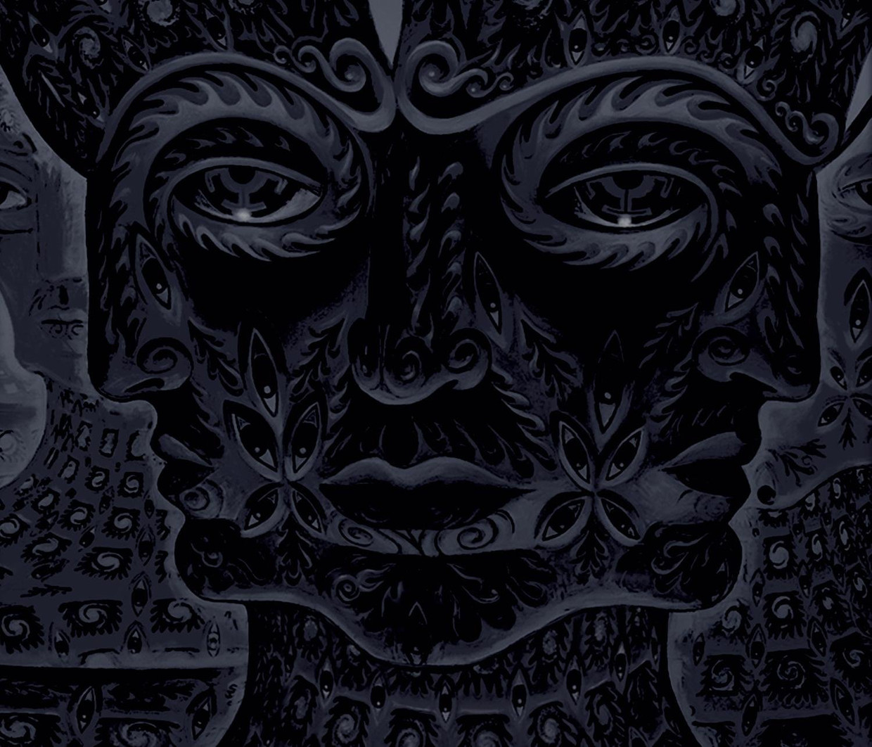 Artwork van 10.000 Days, een album van Tool