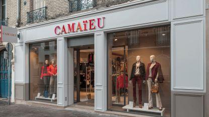 Modeketen Camaïeu zoekt bescherming tegen schuldeisers