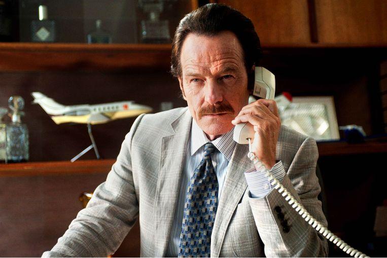 Bryan Cranston in 'The Infiltrator'. Beeld